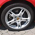 2007 Boxster - Atlanta Wheel