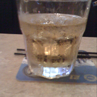 Jameson on the rocks!