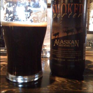 2008 Alaskan Smoked Porter