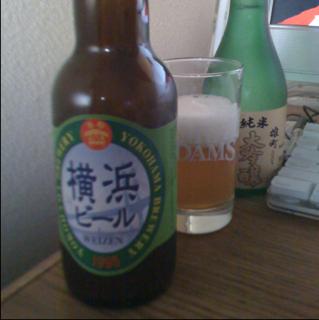 Yokohama Brewery Weizen