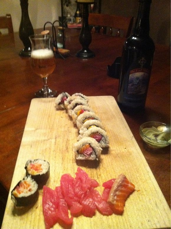 Sushi Log